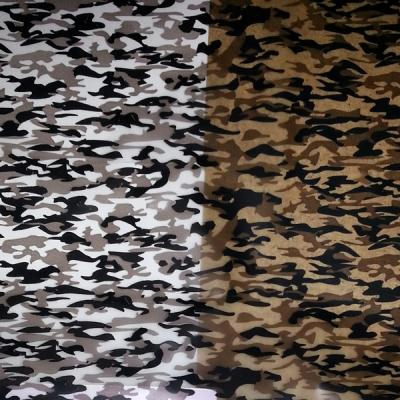 Black and Tan Camo