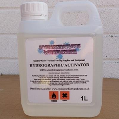 1 Litre Bottle of Activator